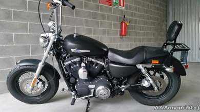 Foto - Harley davidson sporster 1200 cb