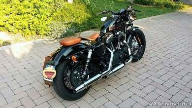 Foto - Harley-Davidson Sportster 1200 - 2014