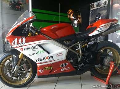 Foto - Ducati 1198 S del 2009