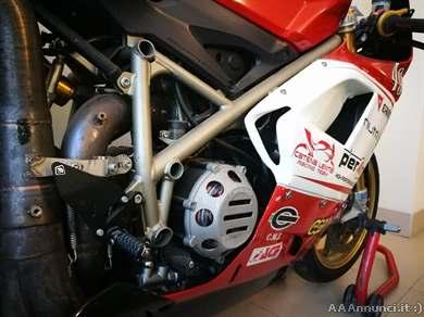 Foto - Ducati 1198 S del 2009  2000km