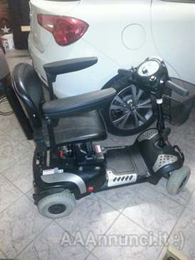 Foto - Scooter disabili con batteria ottima