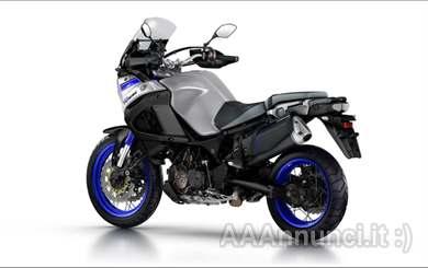 Foto - Yamaha Super Tenerè XTZ1200