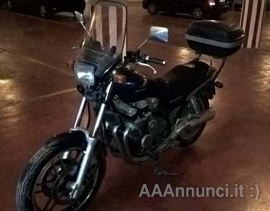 Foto - Honda Nighthawk 650 epoca - iscritta FMI - 1985 2.200 €
