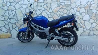 Foto - Suzuki sv 650