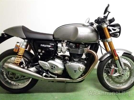 Foto - Thruxton 1200R-Triumph